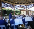 John Kellaway conducts CNL Brass at the Wallsend Winter Carnivale Concert 11 August 2013