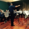 Dave Thompson conducting CNL Brass at the Movie Magic Concert 20 September 2015