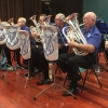 "Baritones and Euphoniums ""in harmony"" at the Afternoon of Good Music Concert 22 May 2016"