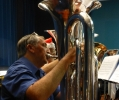 A Brass Christmas Concert: CNL Brass and Waratah Brass: Phil Mitchell plays BBb Bass